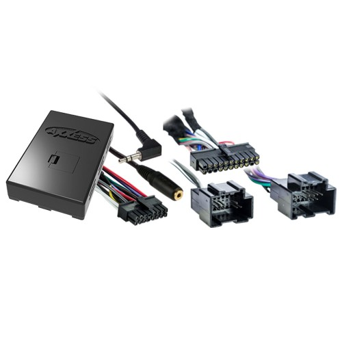 [METRA 正規品] AXXESS/アクセス GM 2006-2012年式 SWC搭載車 データ インターフェイス