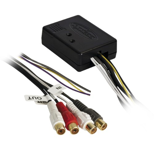 [METRA 正規品] AXXESS/アクセス ドライバー/ライン 出力コンバーター