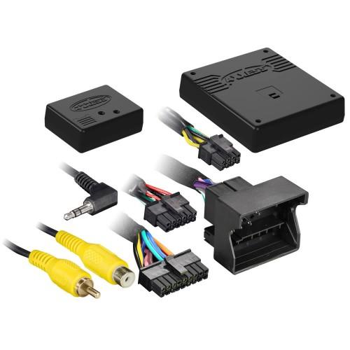[METRA 正規品] AXXESS/アクセス フォルクスワーゲン 2008年式以降現行 SWC & ファクトリーディスプレイ リテンション搭載車 データ インターフェイス