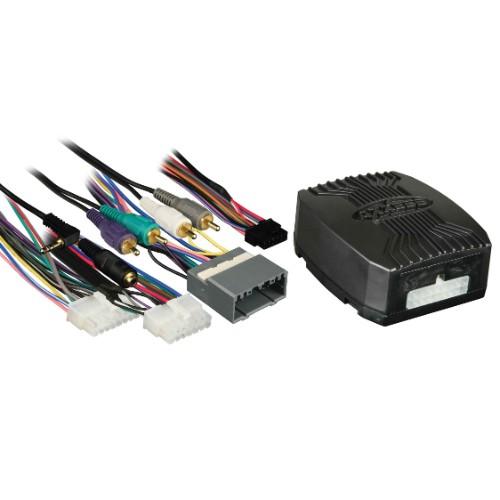 [METRA 正規品] AXXESS/アクセス クライスラー 2004-2009年式 Amp Non-Amp インターフェイス