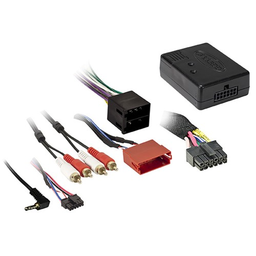 [METRA 正規品] AXXESS/アクセス フィアット 500 2012-2015年式 アクセサリー & ナビゲーション 出力 CAN インターフェイス