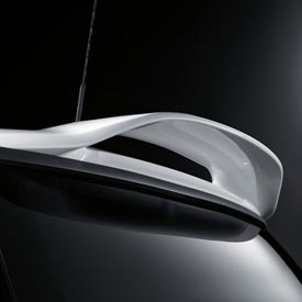【US直輸入純正品】MINI Cooper Hardtopミニクーパーリアルーフ スポイラー