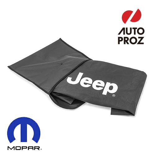 [Jeep/MOPAR 純正品] JLラングラー 2ドア用 キャブカバー ブラック