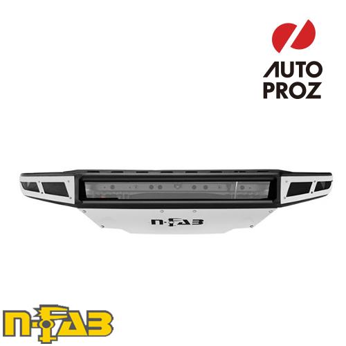 [n-Fab 正規品] シボレー 1500 2016-219年M-RDS フロントバンパー