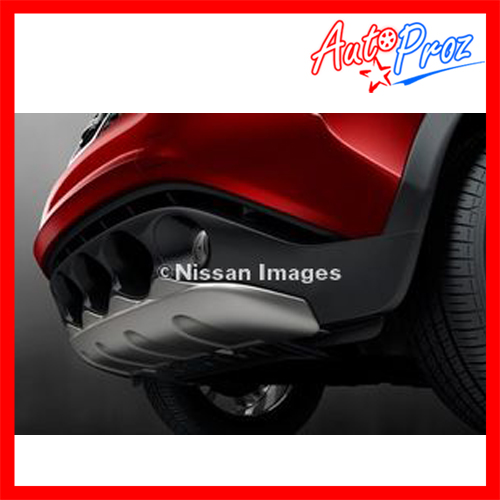 【US日産直輸入純正品】Nissan Juke Juke 日産 ジューク2010年式以降 現行(平成22年式以降)フロントアンダーガード(ボディプロテクター), kanaemina:66de2dac --- sunward.msk.ru