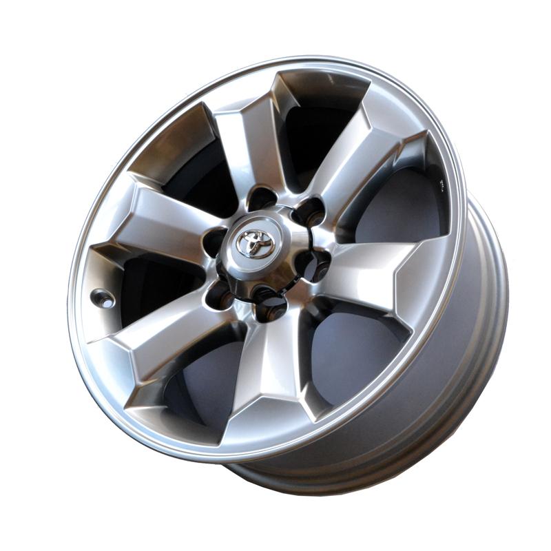 4 Runner (4 runner) Hilux HIACE (Hiace) Tacoma (Tacoma) 18 inch genuine  wheels * deals 5 book set * Center Cap