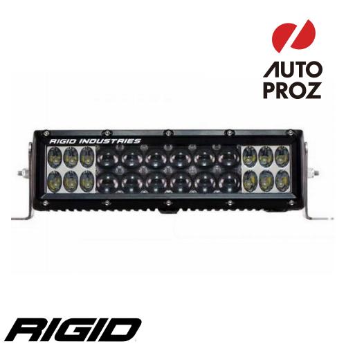【US直輸入正規品】RIGID INDUSTRIESリジッドインダストリーオリジナル E2シリーズ 10インチカスタム LEDライトバー(色:ホワイト)※1個