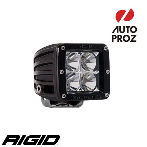 【US直輸入正規品】RIGID INDUSTRIESリジッドインダストリーDually (デュアリー)2×2 LEDライト(グリーン)※シングル