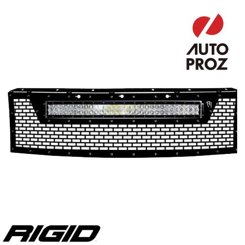 【US直輸入正規品】RIGID INDUSTRIESリジッドインダストリーFord フォード F-150Raptor ラプター 2010-2014年カメラ無し用 LEDグリル※RDSシリーズ 30インチLED付き