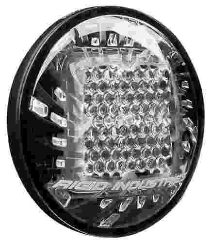 【US直輸入正規品】RIGID INDUSTRIESリジッドインダストリーR2-36シリーズ レトロフィットLEDライト(色:ホワイト/タイプ:拡散)※1個
