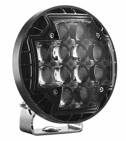 【US直輸入正規品】RIGID INDUSTRIESリジッドインダストリーR2-46シリーズLEDライト(色:ホワイト/タイプ:ハイパースポット)※1個