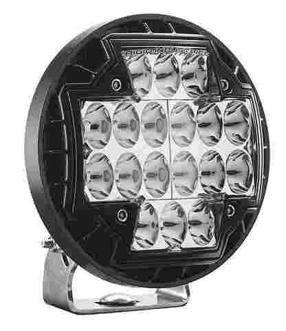 【US直輸入正規品】RIGID INDUSTRIESリジッドインダストリーR2-46シリーズ レトロフィットLEDライト(色:ホワイト/タイプ:ドライビング)※1個