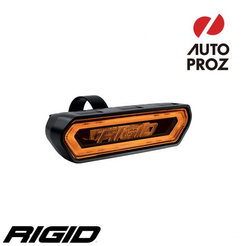 【USリジッドインタストリーズ 直輸入正規品】 RIGID INDUSTRIES Chase チェイスシリーズ ホワイト アンバー(オレンジ) LEDライト