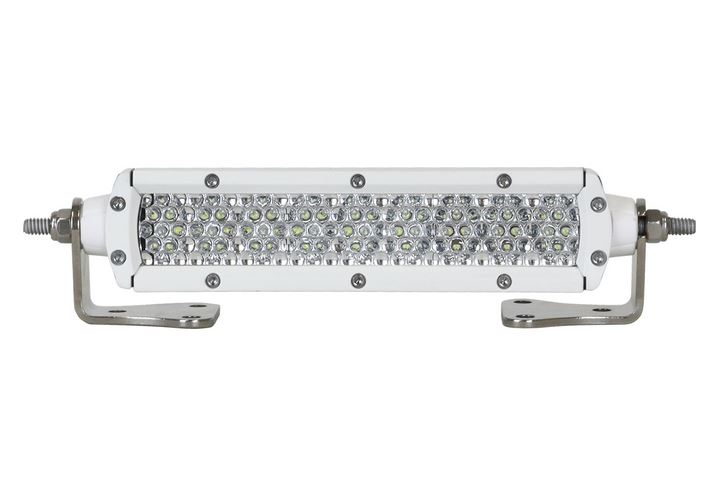 【US直輸入正規品】RIGID INDUSTRIESリジッドインダストリーマリン SR2シリーズ 6インチ LEDライト1個(色:ホワイト タイプ:拡散)