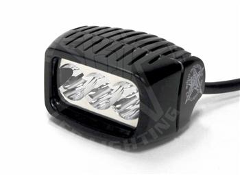 【US直輸入正規品】RIGID INDUSTRIESリジッドインダストリーSRシリーズ SRM2 LEDライト(色:オレンジ タイプ:ワイド)