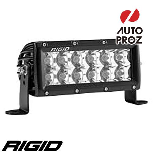 """[Rigid Industries 正規品] E-シリーズ PRO 6"""" LEDライト 発光パターン:スポット"""