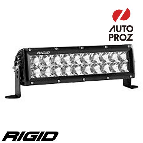 """[Rigid Industries 正規品] E-シリーズ PRO 10"""" LEDライト 発光パターン:フラッド"""