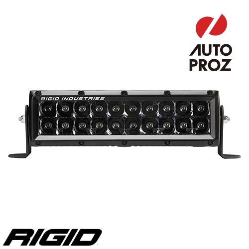 """[Rigid Industries 正規品] E-シリーズ PRO 10"""" LEDライト 発光パターン:スポット ミッドナイト"""
