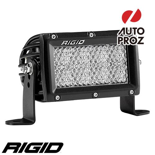 """[Rigid Industries 正規品] E-シリーズ PRO 4"""" LEDライト 発光パターン:スペクター ディフューズ"""