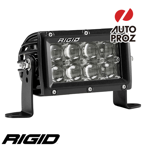 "[Rigid Industries 正規品] E-シリーズ 4"" LEDライト 発光パターン:ハイパースポット"