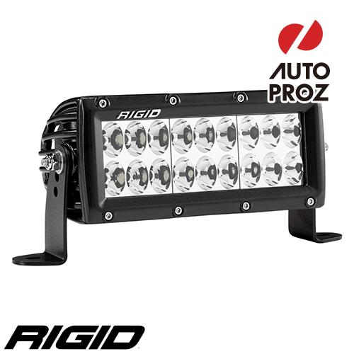 """[Rigid Industries 正規品] E-シリーズ PRO 6"""" LEDライト 発光パターン:ドライビング"""