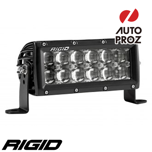 "[Rigid Industries 正規品] E-シリーズ 6"" LEDライト 発光パターン:ハイパースポット"
