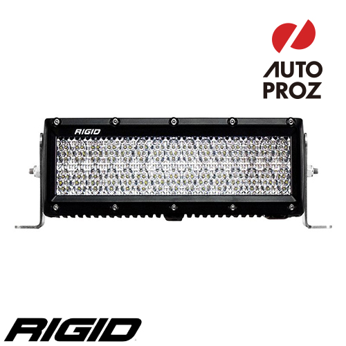 """[Rigid Industries 正規品] E-シリーズ PRO 10"""" LEDライト 発光パターン:スペクター ディフューズ"""