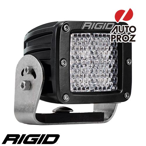 [Rigid Industries 正規品] D-シリーズ PRO HD LEDライト 発光パターン:ディフューズ