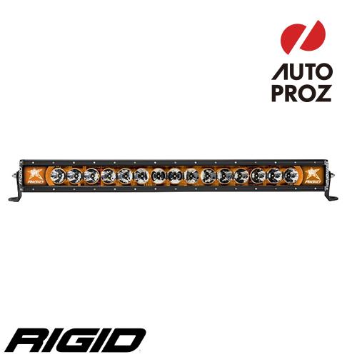 """[Rigid Industries 正規品] ラディエンス プラス 30"""" LEDライト LEDカラー:オレンジ バックライト"""