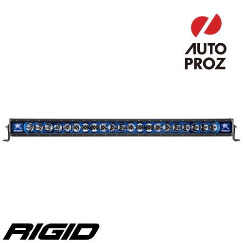 """[Rigid Industries 正規品] ラディエンス プラス 40"""" LEDライト LEDカラー:ブルー バックライト"""