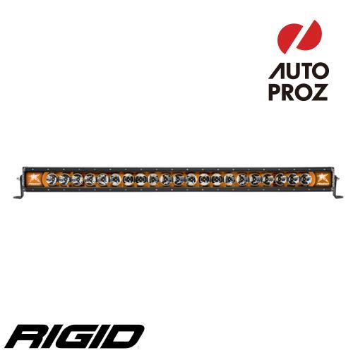 """[Rigid Industries 正規品] ラディエンス プラス 40"""" LEDライト LEDカラー:オレンジ バックライト"""