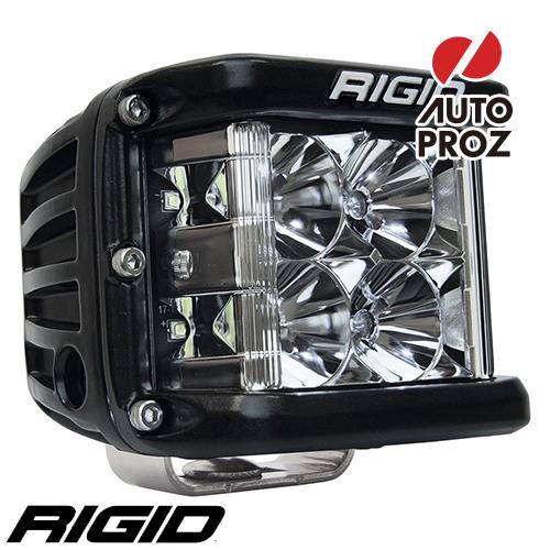 [Rigid Industries 正規品] D-SS PRO LEDライト 発光パターン:フラッド サーフェスマウントタイプ