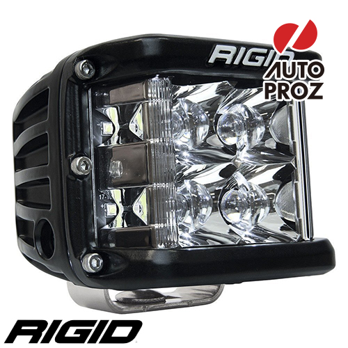[Rigid Industries 正規品] D-SS PRO LEDライト 発光パターン:スポット サーフェスマウントタイプ