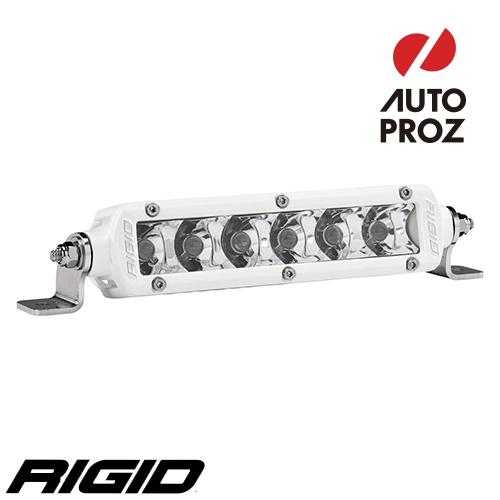 """[Rigid Industries 正規品] SR-シリーズ PRO 6"""" LEDライト LEDカラー:ホワイト 発光パターン:スポット"""