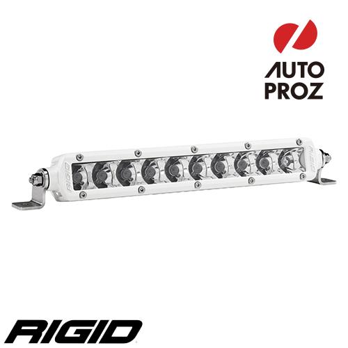 """[Rigid Industries 正規品] SR-シリーズ PRO 10"""" LEDライト LEDカラー:ホワイト 発光パターン:スポット"""