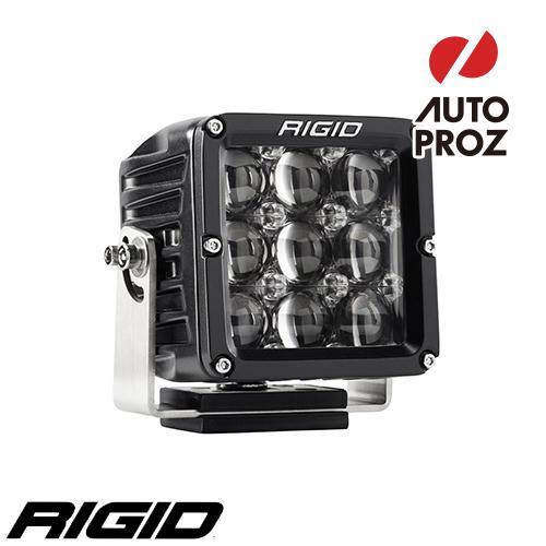 [Rigid Industries 正規品] D-XL LEDライト 発光パターン:ハイパースポット