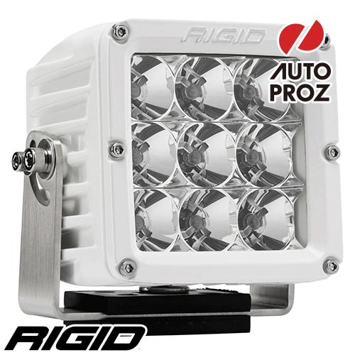[Rigid Industries 正規品] D-XL PRO LEDライト ホワイト 発光パターン:フラッド