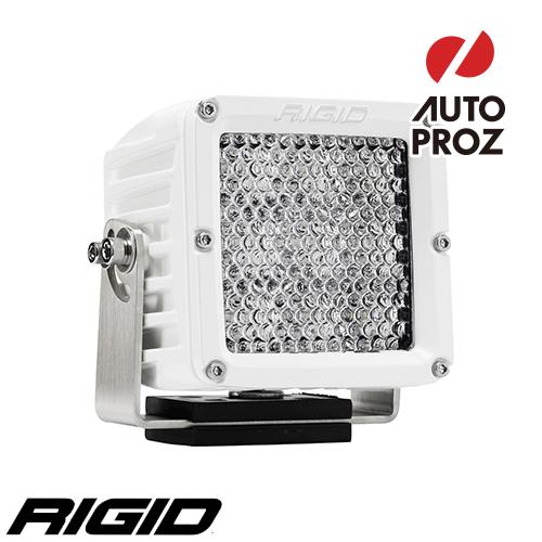 [Rigid Industries 正規品] D-XL PRO LEDライト ホワイト 発光パターン:ディフューズ