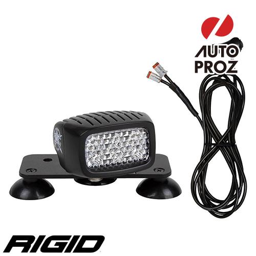 [Rigid Industries 正規品] UV ブラックライトセット 吸盤固定タイプ