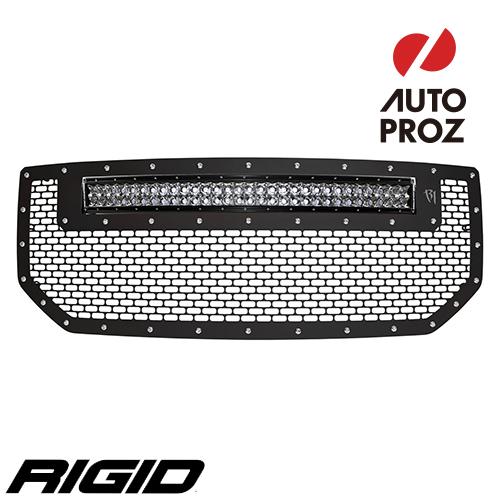 [Rigid Industries 正規品] GMC シエラ 1500 2016年式以降現行 RDSシリーズグリル