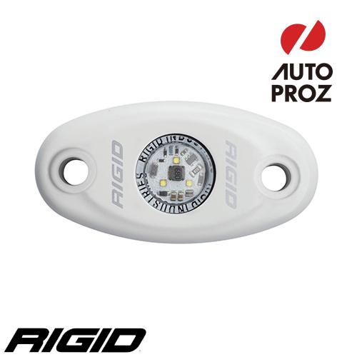 [Rigid Industries 正規品] A-シリーズ ハイパワー ホワイト LEDカラー:レッド