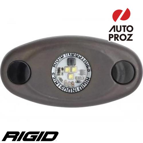 [Rigid Industries 正規品] A-シリーズ ハイパワー Triplexコーティング LEDカラー:ナチュラルホワイト