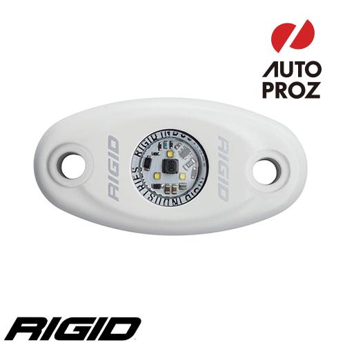 [Rigid Industries 正規品] A-シリーズ ハイパワー ホワイト LEDカラー:オレンジ