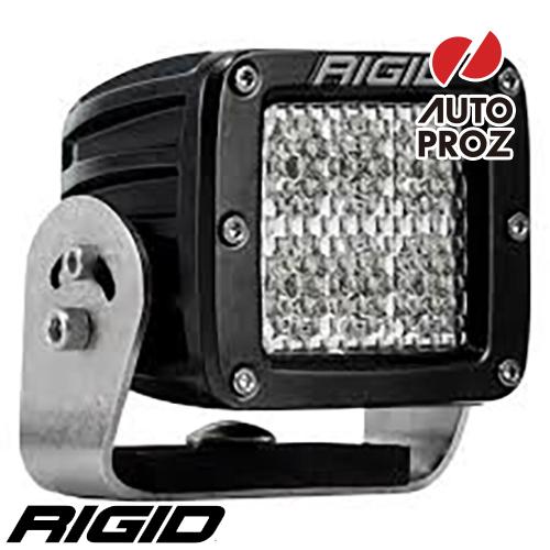 [Rigid Industries 正規品] D-シリーズ PRO HD LEDライト 発光パターン:スペクター ディフューズ