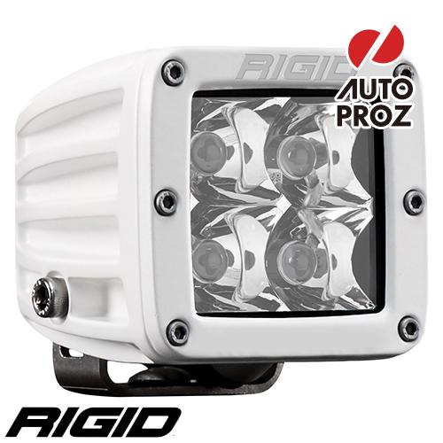 [Rigid Industries 正規品] D-シリーズ PRO LEDライト LEDカラー:ホワイト 発光パターン:スポット サーフェスマウントタイプ