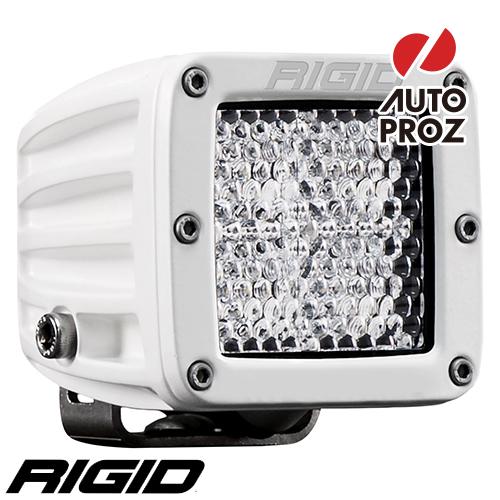 [Rigid Industries 正規品] D-シリーズ PRO LEDライト LEDカラー:ホワイト 発光パターン:ディフューズ サーフェスマウントタイプ
