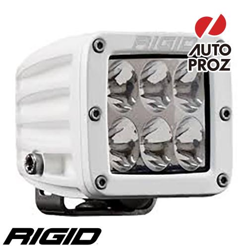 [Rigid Industries 正規品] D-シリーズ PRO LEDライト LEDカラー:ホワイト 発光パターン:ドライビング サーフェスマウントタイプ