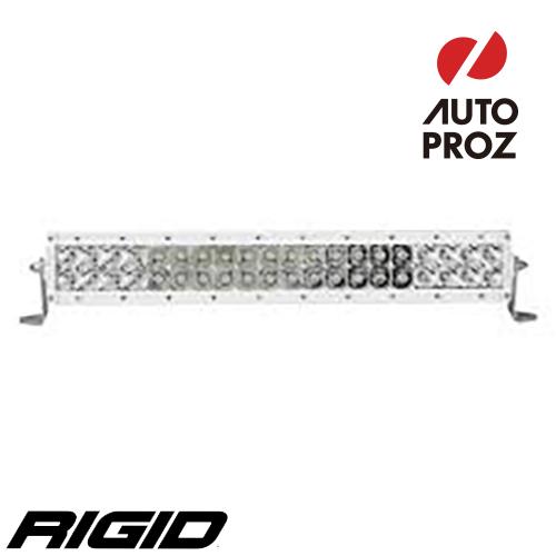 """[Rigid Industries 正規品] E-シリーズ PRO 20"""" LEDライト LEDカラー:ホワイト 発光パターン:コンボ"""