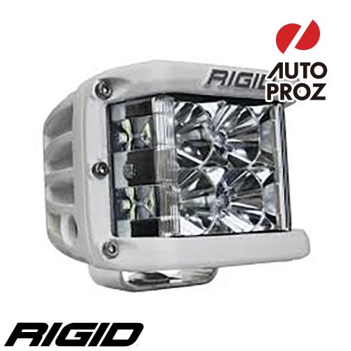 [Rigid Industries 正規品] D-SS PRO LEDライト LEDカラー:ホワイト 発光パターン:フラッド サーフェスマウントタイプ
