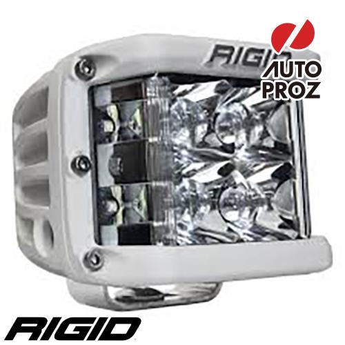 [Rigid Industries 正規品] D-SS PRO LEDライト LEDカラー:ホワイト 発光パターン:スポット サーフェスマウントタイプ